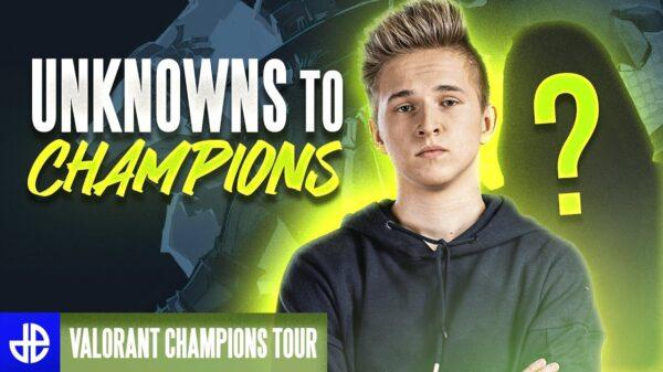 Valorant Champions Tour Masters Unknowns