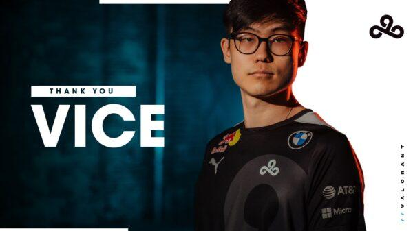 Valorant Roster Change: Cloud9 Blue sort Vice »TalkEsport