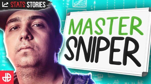 The crazy stats behind Valorant's best sniper YT Thumbnail